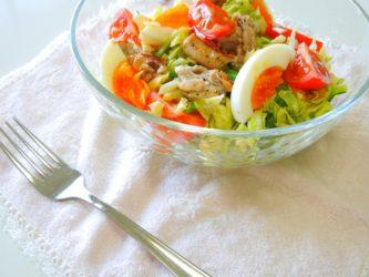 旬の食材サラダ50代女性これからの暮らし方