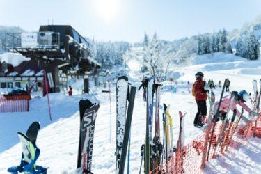 私をスキーに連れてってを思い出す