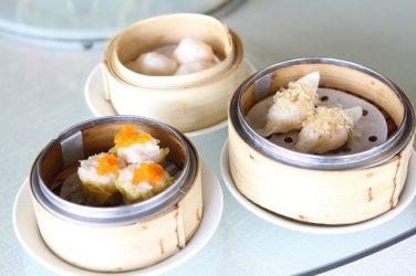 中華料理タピオカデザート