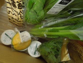 食材通販オイシックスカボッコリー